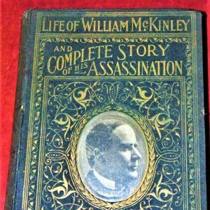 Decor~The Life of William McKinley and Complete St